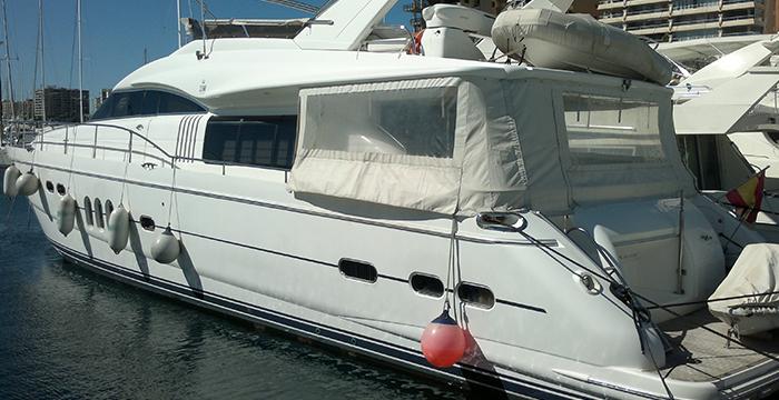 M/Y Esperanza yacht testimonial