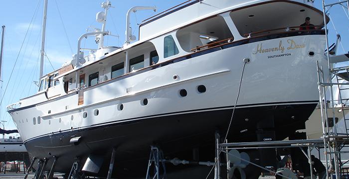 M/Y Heavenly Daze yacht testimonial