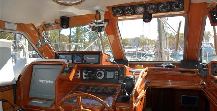 S/Y Kemmuna yacht testimonial